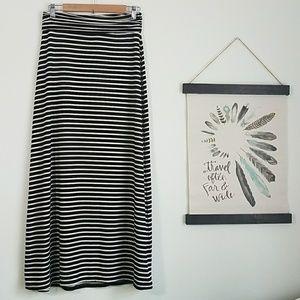 J.Crew Maxi Skirt